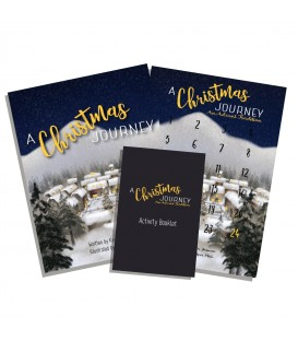 A Christmas Journey with Advent Calendar and Activity Booklet